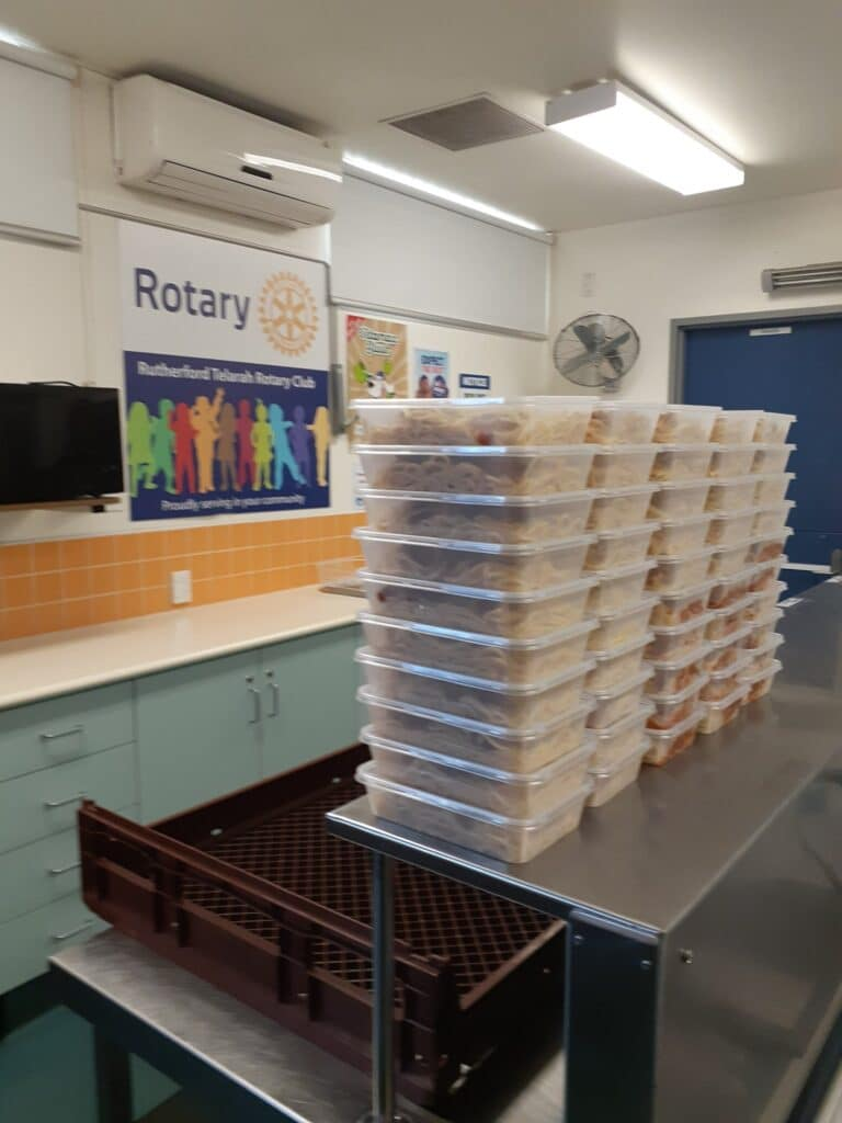 Maitland Public School Canteen - The Rutherford Telarah Rotary Club
